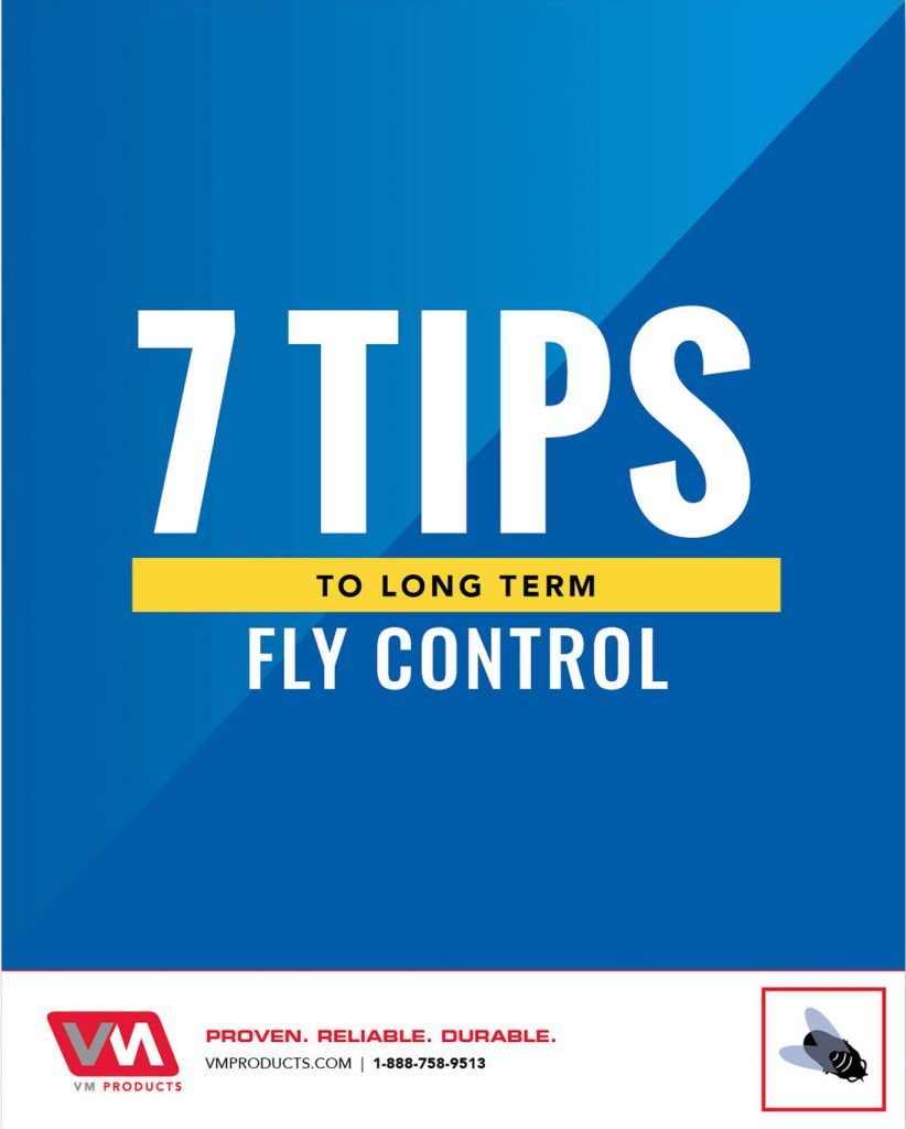 7 tips to long term fly control