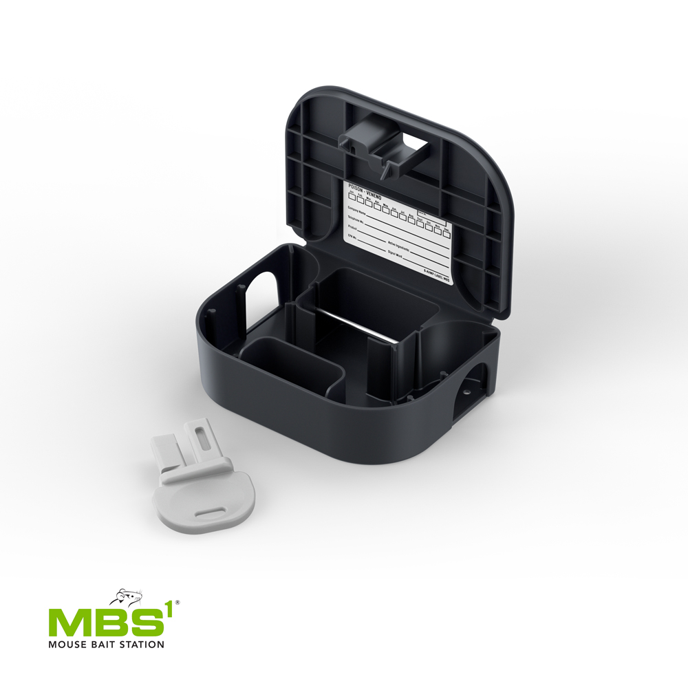The best mouse bait station