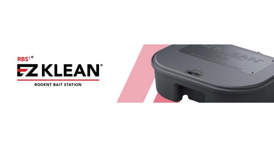 EZ Klean Rodent Bait boxes